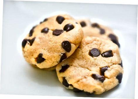 Eggless Chocolate Chip Cookie Dough [4] X Onderzoeksbron