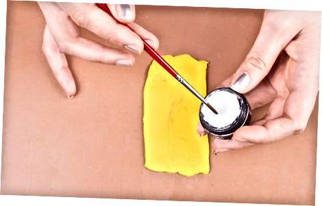 Використання пилового порошку з рідиною