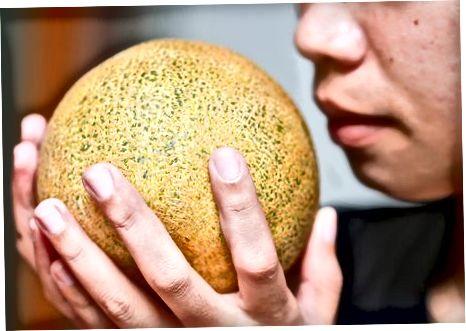 Cantaloupe'i valimine