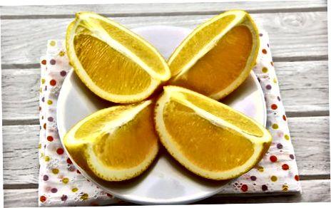 Apelsinni tayyorlash