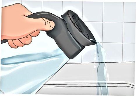 Промивання пристрою водою