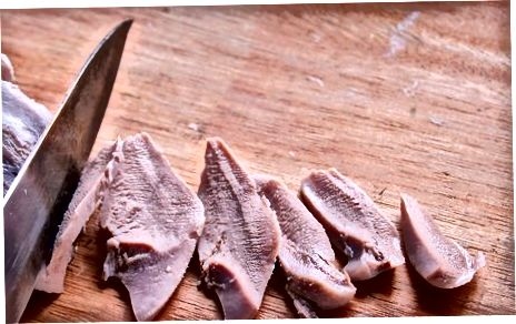 Basic Simmered Beef Tongue