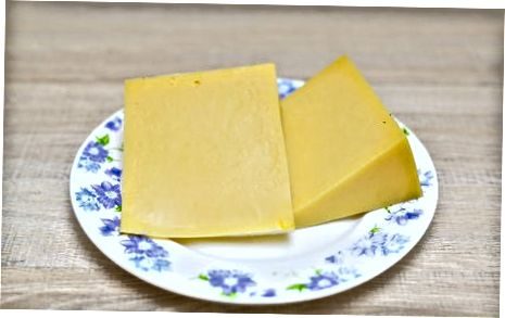 Príprava syra