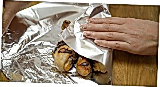 Das Huhn zubereiten