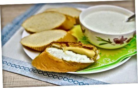 Przygotowanie sera