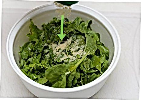 Salatani birga qo'yish