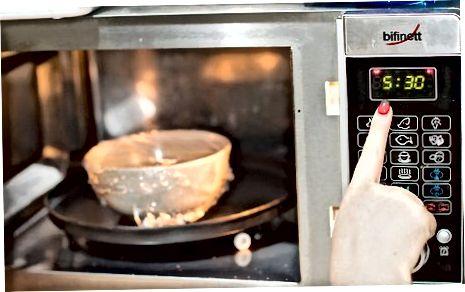 Köögiviljade keetmine mikrolaineahjus