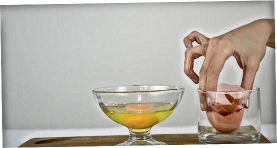 Praskanie vajíčok