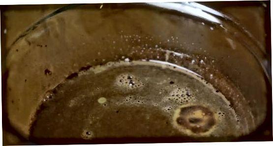 Issiq shokoladli pyuresi sousi