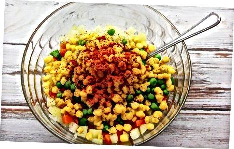Gamindami daržovių apvalus
