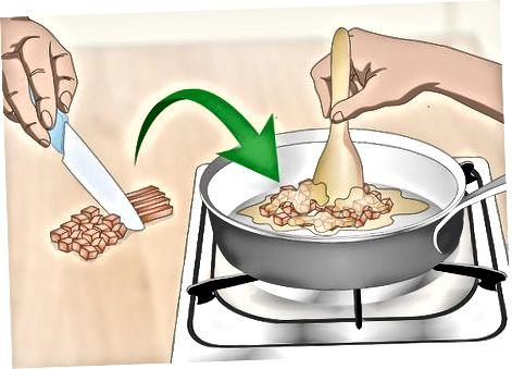 הכנת רוטב חם של Habanero פשוט