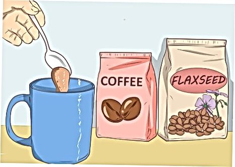 Linaseemnete lisamine retseptidele