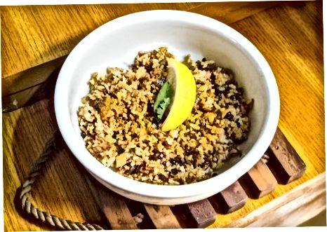 Masala (pikanti) rīsi 1