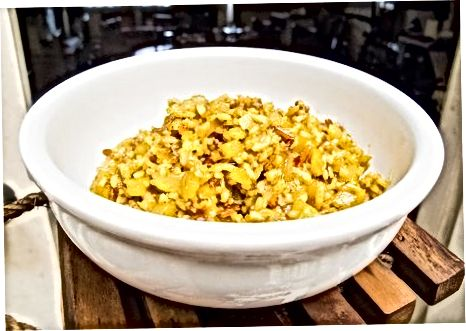 Masala (pikanta) rīsi 2