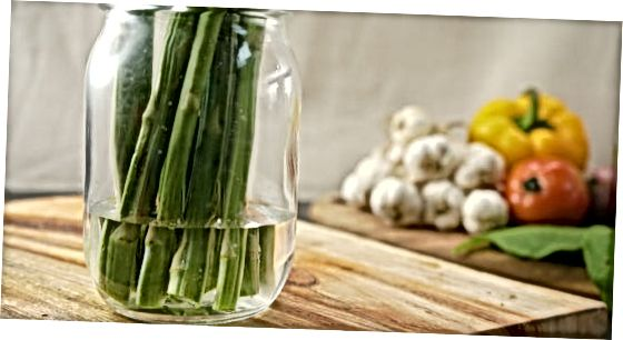 Refrigeració de verdures crucíferes i tija
