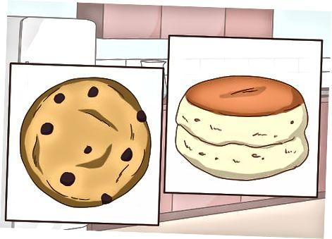 Zgjedhja e ëmbëlsirave për mëngjes