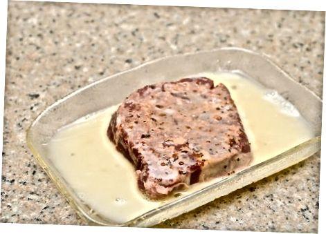 Pishirilgan biftek tayyorlang