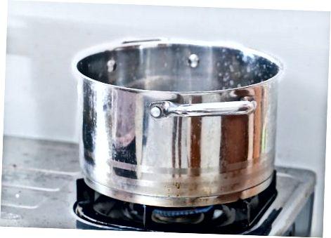 ساخت آب نمک مرطوب