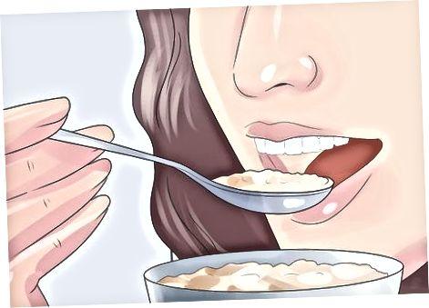 Behandlung von Verbrennungen im Mund