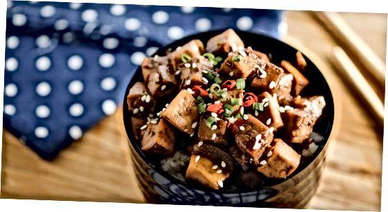 Marinering þinn Tofu