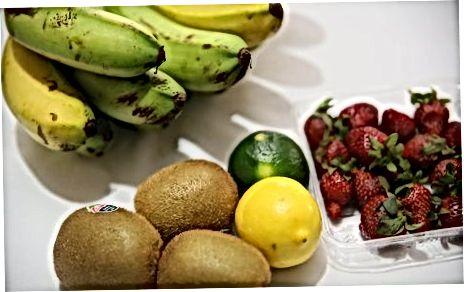 Збереження бананів у шкірці