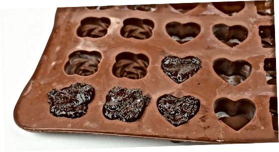 Shirin, boy sutli shokolad tayyorlash