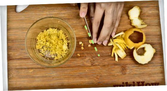 Veggie Peeler yoki Paring pichoqidan foydalanish