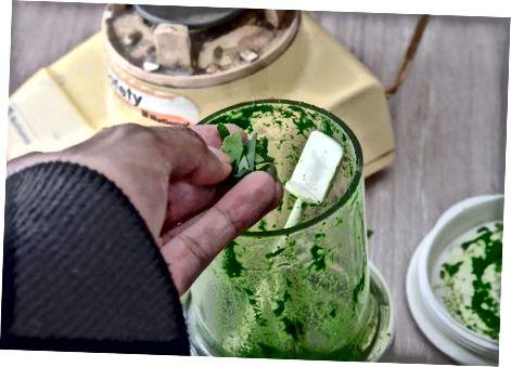 Å lage Green Chutney