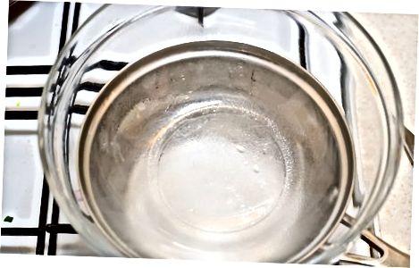 Спосаб другі: печка (двайны кацёл)