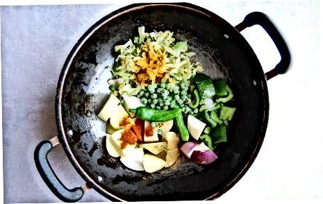 Outros tipos de arroz frito