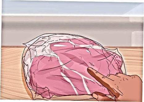 고기 선택 및 준비
