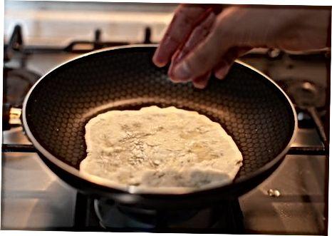 Kuhanje Jowarja Rotija