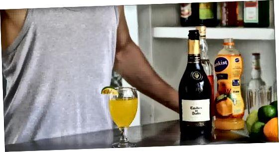 Klassik Mimoza yaratish