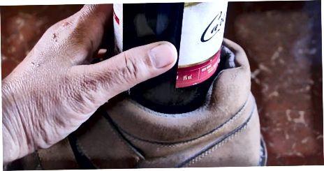 Uporaba čevlja