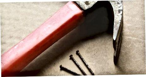 Uporaba kladiva