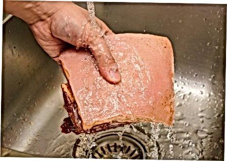 Curando o Bacon