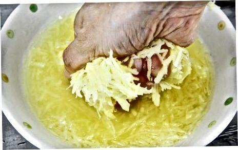 Виготовлення хрусткого сірого коричневого картоплі