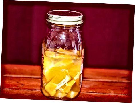 Portakallarni infuzion qiling