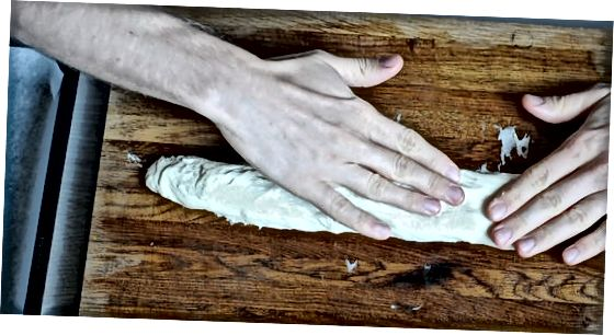 تهیه و شکل گیری خمیر