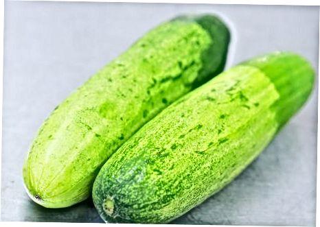 Pripravljanje kumaric