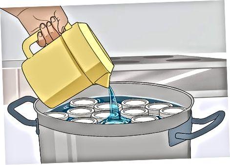 Saqlash idishlaringizni sterilizatsiya qilish