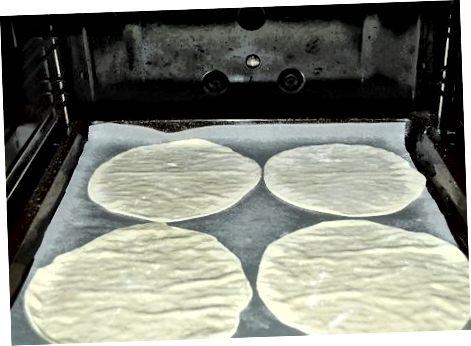 Baking Matzo
