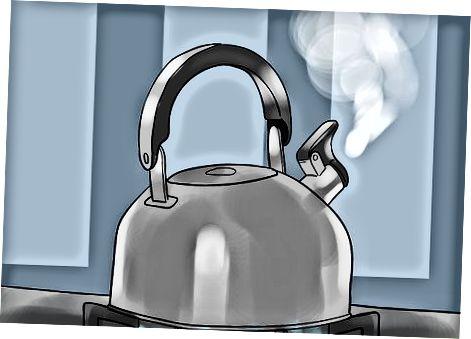 Forbedring av te-smaken