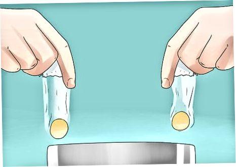 روش اول: با استفاده از یک کدخود تخم مرغ