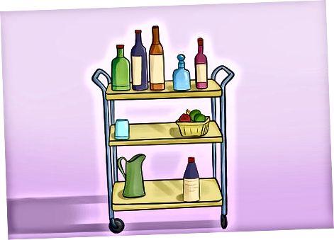 Platzsparende Möbel verwenden
