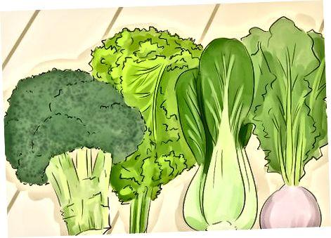 Vegan kaltsiy manbalarini tanlash