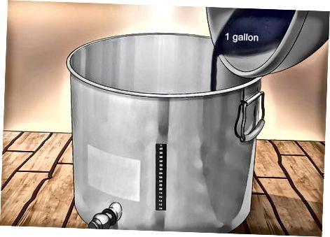 Įrangos ir sulčių sterilizavimas
