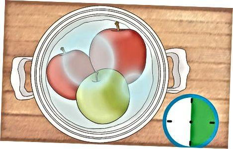 Замочування яблук
