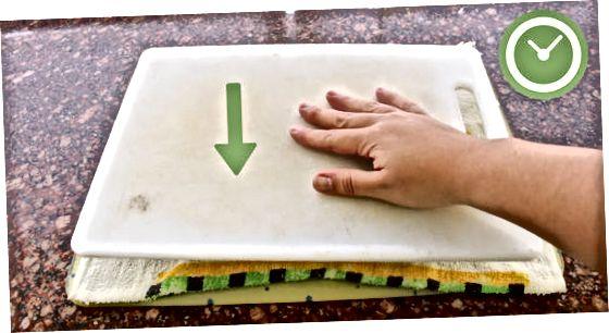 Rrafshimi i tortës pa e prerë