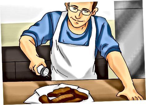Paggawa ng Fried Sardines
